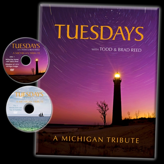 Tuesdays with Todd & Brad Reed: A Michigan Tribute