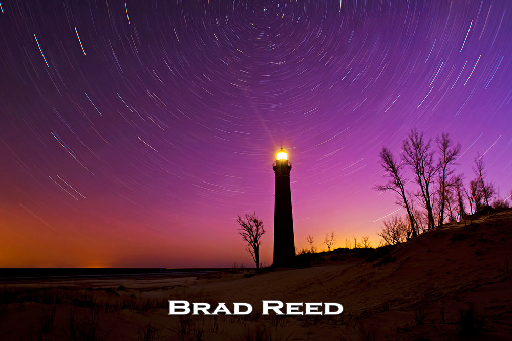 How We Got The Shot Star Trails Todd And Brad Reed