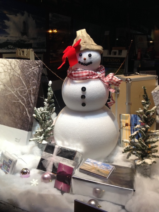 gallery snowman